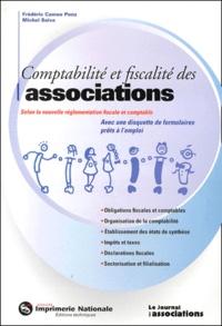 Michel Salva et Frédéric Cameo Ponz - Comptabilité et fiscalité des associations. - Avec disquette.