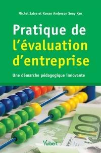 Pratique de l'évaluation d'entreprise- Une démarche pédagogique innovante - Michel Salva pdf epub