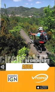 Aude- 66 circuits VTT - Michel Sanchez pdf epub