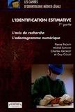 Michel Sapanet et Charles Georget - L'identification estimative - 1re partie, L'avis de recherche, l'odontogramme numérique.