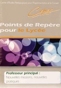 Michel Saroul - Professeur principal : nouvelles missions, nouvelles pratiques.