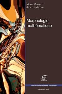 Michel Schmitt et Juliette Mattioli - Morphologie mathématique.