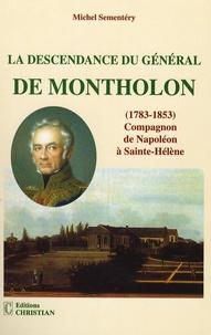 Deedr.fr La descendance du général de Montholon Image