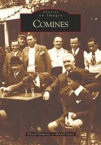 Michel Sence et Pascal Delmotte - Comines.