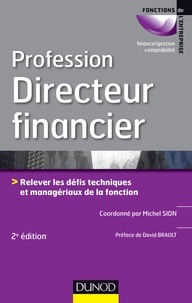 Michel Sion - Profession directeur financier.