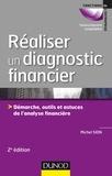 Michel Sion - Réaliser un diagnostic financier - Démarche, outils et astuces de l'analyse financière.