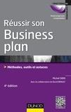 Michel Sion - Réussir son business plan - Méthodes, outils et astuces.