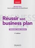 Michel Sion - Réussir son business plan.
