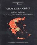 Michel Sivignon - Atlas de la Grèce.