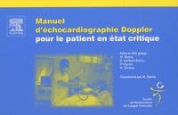 Michel Slama - Manuel d'échocardiographie Doppler pour le patient en état critique.