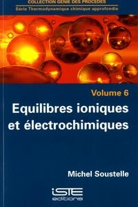 Equilibres ioniques et électrochimiques - Michel Soustelle   Showmesound.org