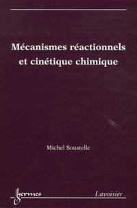 Mécanismes réactionnels et cinétique chimique.pdf