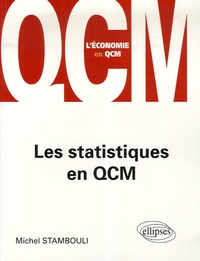 Michel Stambouli - Les statistiques en QCM.