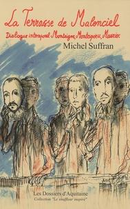 Michel Suffran - La Terrasse de Malenciel.