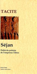 Michel Tailhac - Annales - Livres III et IV, Séjan.