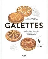 Michel Tanguy - Galettes - 20 créations de chef expliquées pas à pas.