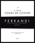 Michel Tanguy - Le grand cours de cuisine Ferrandi - L'école française de gastronomie, Paris.