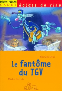 Histoiresdenlire.be Le fantôme du TGV Image