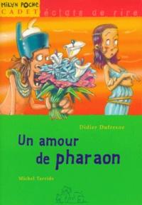 Histoiresdenlire.be Un amour de pharaon Image