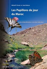 Michel Tarrier - Papillons de jour du Maroc - Guide d'identification et de bio-indication.
