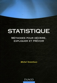 Statistique - Méthodes pour décrire, expliquer et prévoir.pdf