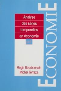 Michel Terraza et Régis Bourbonnais - Analyse des séries temporelles en économie.