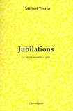 Michel Testut - Jubilations.