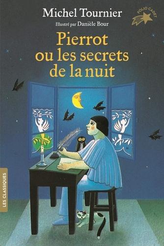 Pierrot Ou Les Secrets De La Nuit De Michel Tournier Poche Livre Decitre