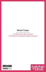 Rhonealpesinfo.fr La séparation des pouvoirs et l'histoire constitutionnelle française Image