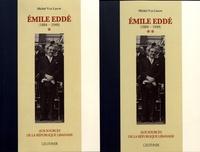 Michel Van Leeuw - Emile Eddé (1884-1949) - Aux sources de la République libanaise, 2 volumes.