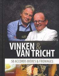Deedr.fr Vinken et Van Tricht - 50 accords bières et fromages Image