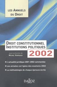 Michel Verpeaux et  Collectif - .