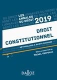 Michel Verpeaux - Droit constitutionnel - Méthodologie & sujets corrigés.