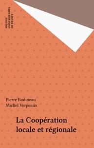 Michel Verpeaux et Pierre Bodineau - La coopération locale et régionale.