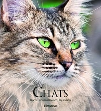 Michel Viard - Chats - Races, comportements, éducation.