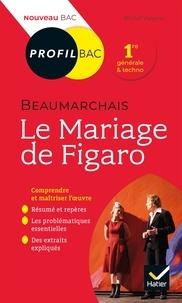 Michel Viegnes - Profil - Beaumarchais, Le Mariage de Figaro - toutes les clés d'analyse pour le bac.