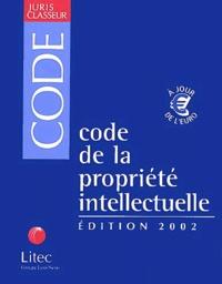 Code de la propriété intellectuelle. 5ème édition.pdf