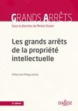 Michel Vivant - Les grands arrêts de la propriété intellectuelle.