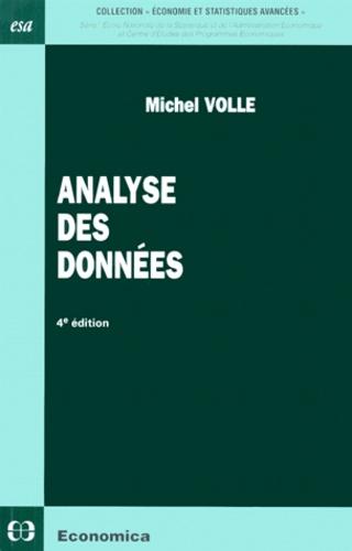 Michel Volle - Analyse des données.