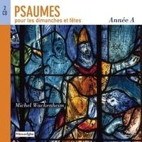 Michel Wackenheim et  Ensemble Vocal Hilarium - Psaumes pour les dimanches et fêtes, année A. 2 CD audio MP3