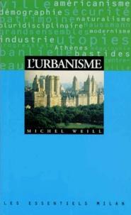 Michel Weill - L'urbanisme.