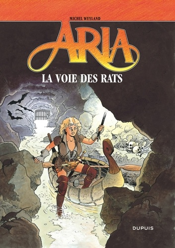 Michel Weyland - Aria Tome 22 : La Voie des rats.