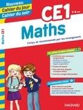 Michel Wormser et Bernard Séménadisse - Cahier du jour/Cahier du soir Maths CE1 + mémento.