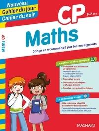 Michel Wormser et Bernard Séménadisse - Cahier du jour/Cahier du soir Maths CP + mémento.