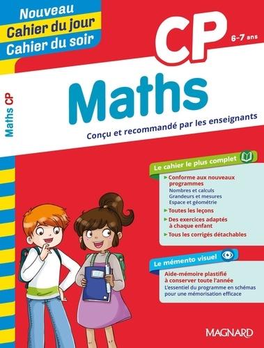 Cahier du jour/Cahier du soir Maths CP + mémento  Edition 2019
