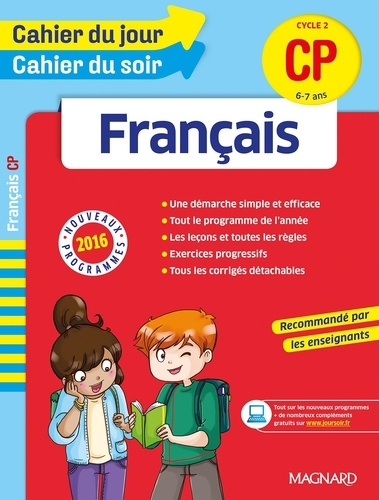 Français CP Cycle 2  Edition 2016