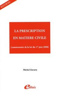 La prescription en matière civile (commentaire de la loi du 17 juin 2008).pdf
