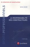 Michel Zavaro - La responsabilité des constructeurs.