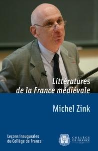 Michel Zink - Chaire de littératures de la France médiévale.