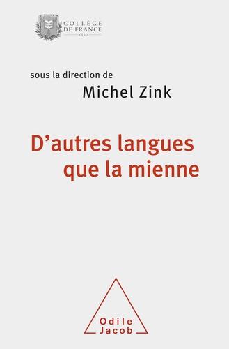 D'autres langues que la mienne